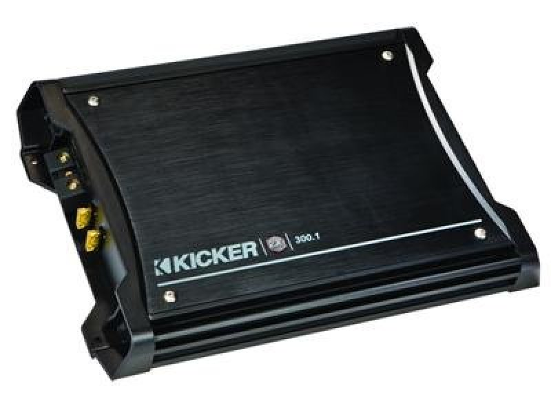 Click to see large picture of Clearance Items - Kicker ZX 300.1.
