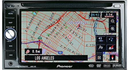 Click to see large picture of Clearance Items - Pioneer AVIC D3.